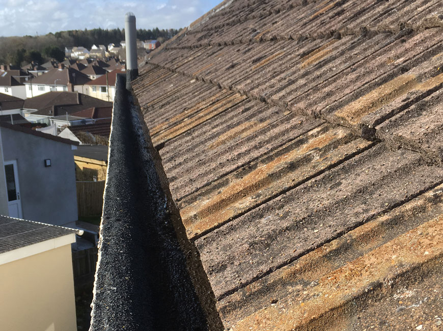 Gutter Cleaning, Gutters Cleaned, Gutter Repairs, Guttering Unblocking , Gutter Clearance , Plymouth, Saltash, Tavistock, Ivybridge , Fixed Gutter Clenaing , Commercial, Domestic